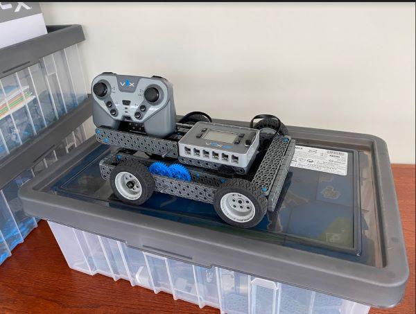 Summer 2021 VEX Robotics