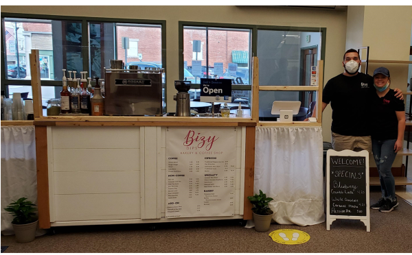Bizy Dips Bakery & Coffee Shop