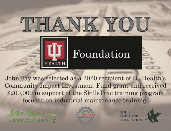Thank You! IU Health Foundation
